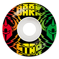 Darkstar Shock Wheels Rasta 51mm