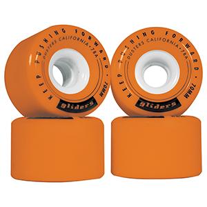 Dusters Gliders Wheel Orange 78A 70mm