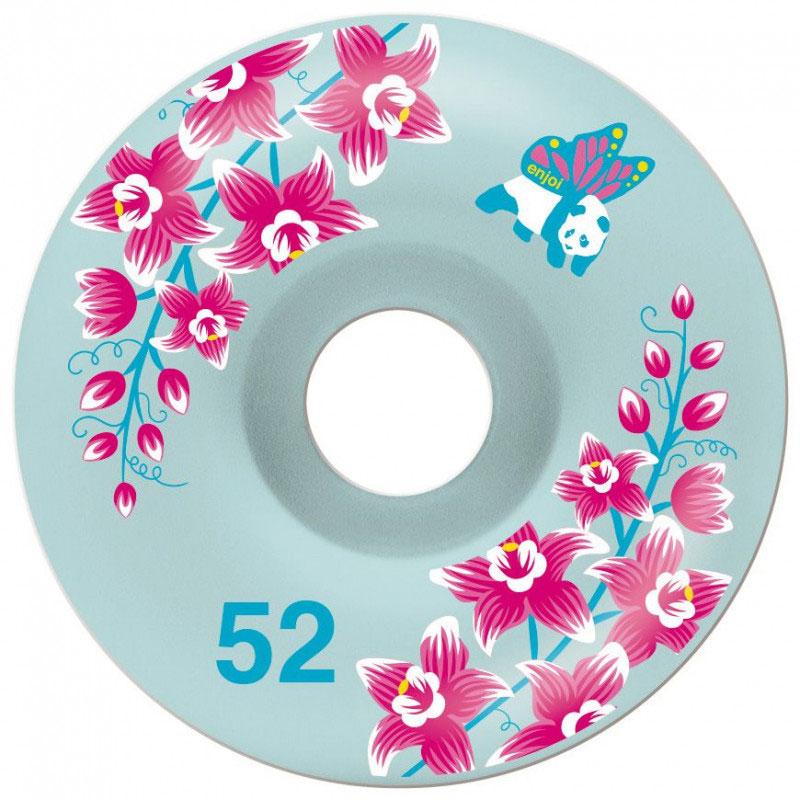 Enjoi Pastel Wheels Light Blue 52mm