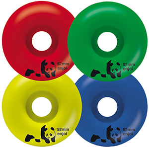 enjoi Spectrum Wheels Multi 52mm