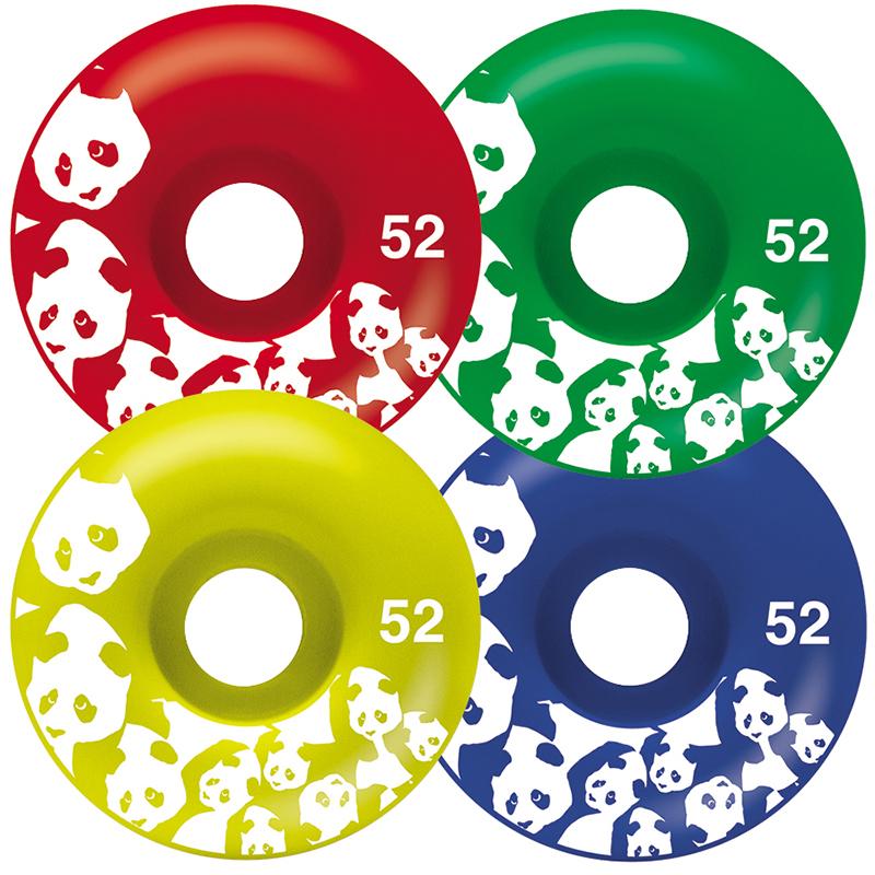enjoi Spectrum Wheels Multi 52mm
