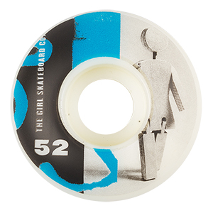 Girl Contemporary Wheels Staple 99D 52mm