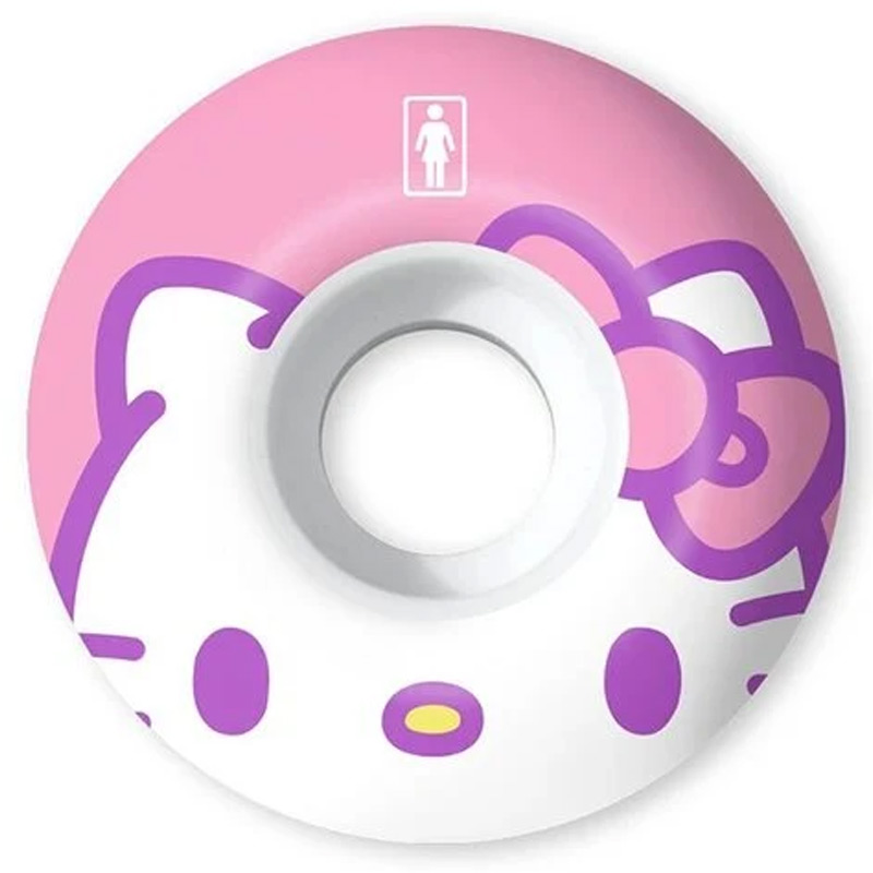 Girl Hello Kitty Sanrio Staple Wheel 53mm