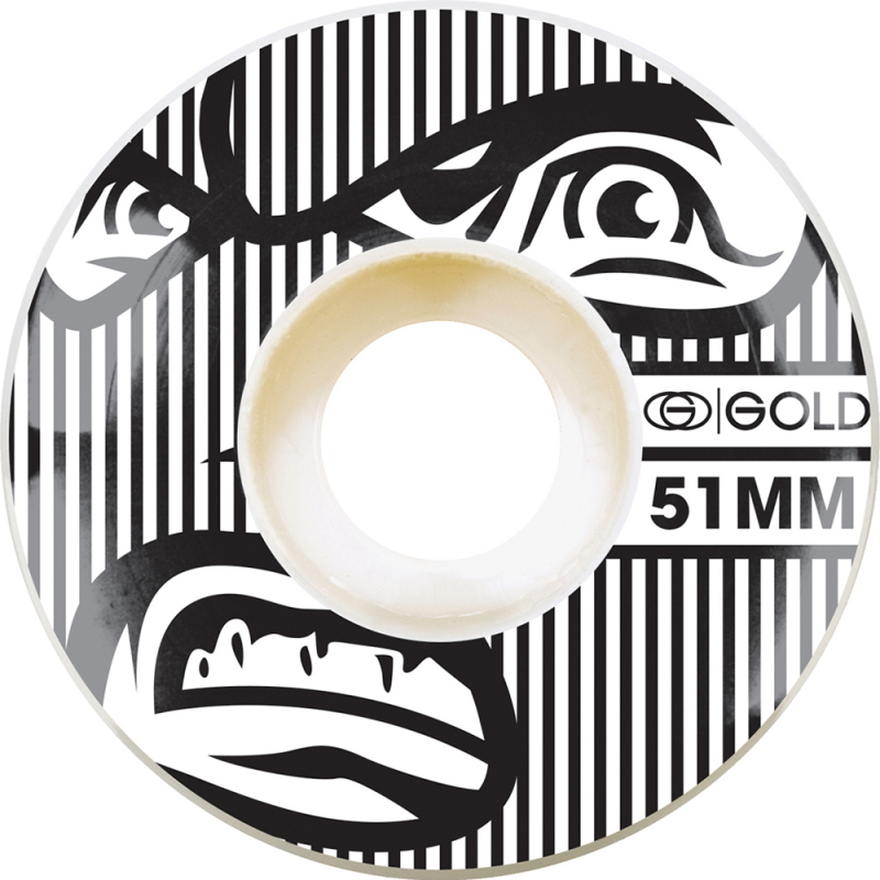 Gold Goons Wheels 51mm