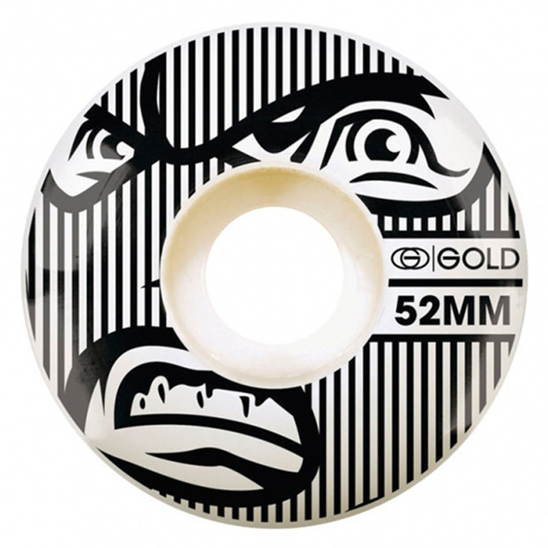 Gold Goons Wheels 52mm