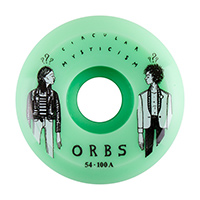Orbs Fantasma Side Cuts 100A - Non-Cored Wheels Mint 54mm