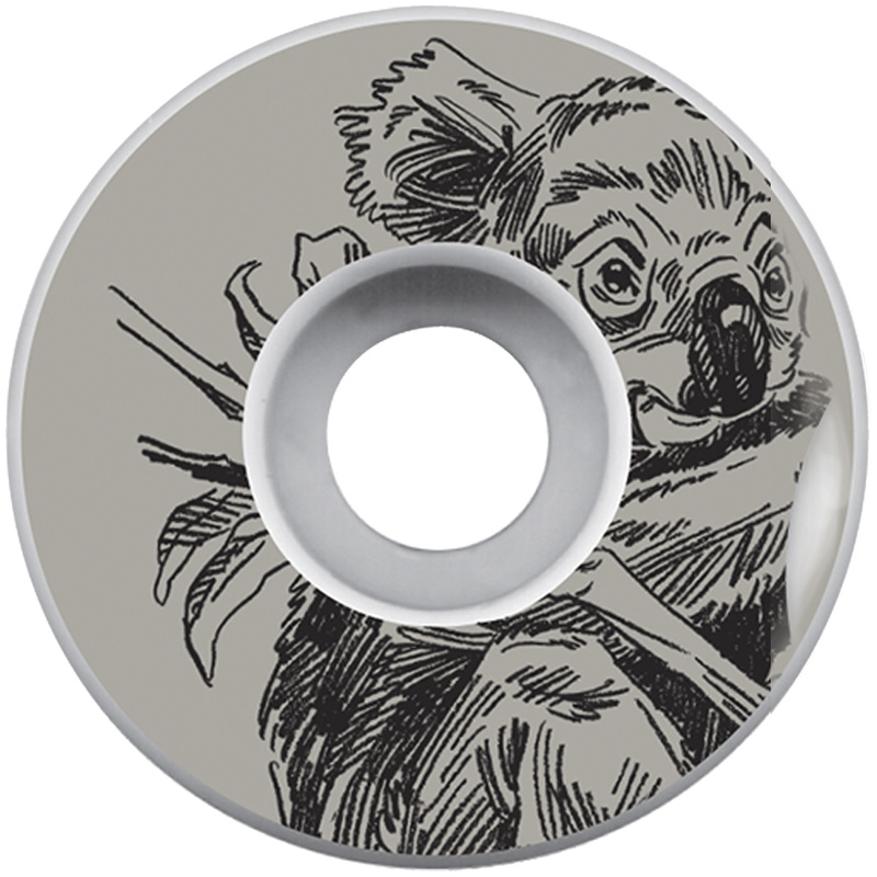 Picture Wheel Co Ben Horton Koala Wheels 54mm