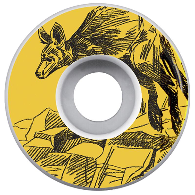 Picture Wheel Co Ben Horton The Brush Tailed Rock Wallaby Wheels 53mm