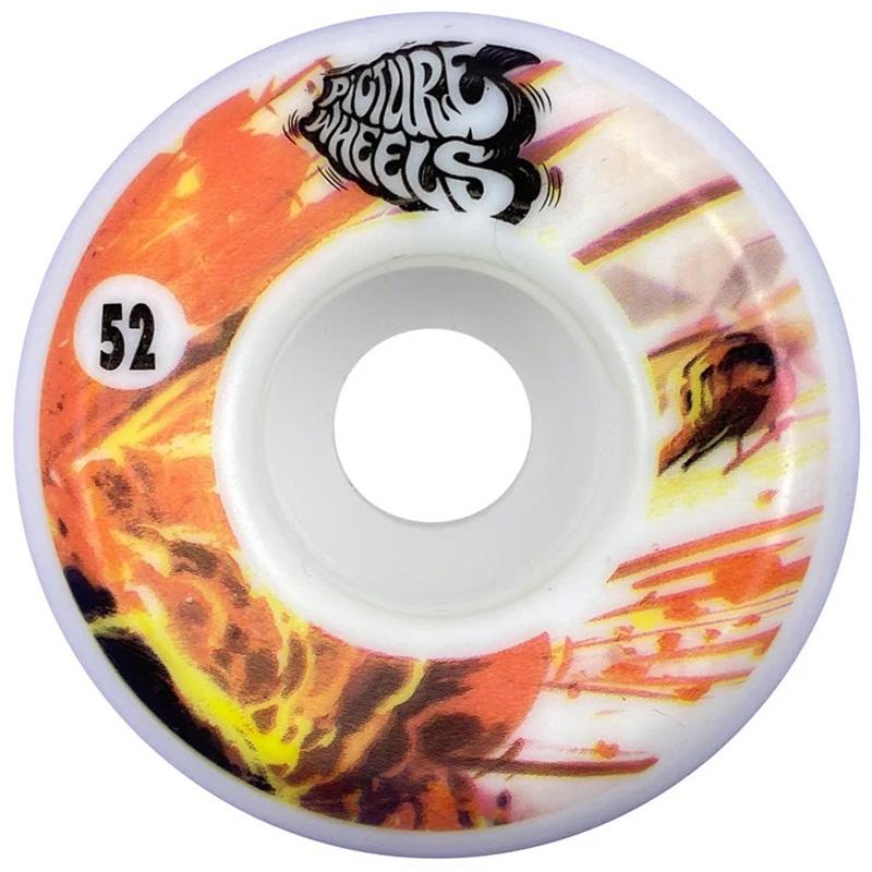 Picture Wheel Co Kung Fu Drifter Chopper Wheels 52mm