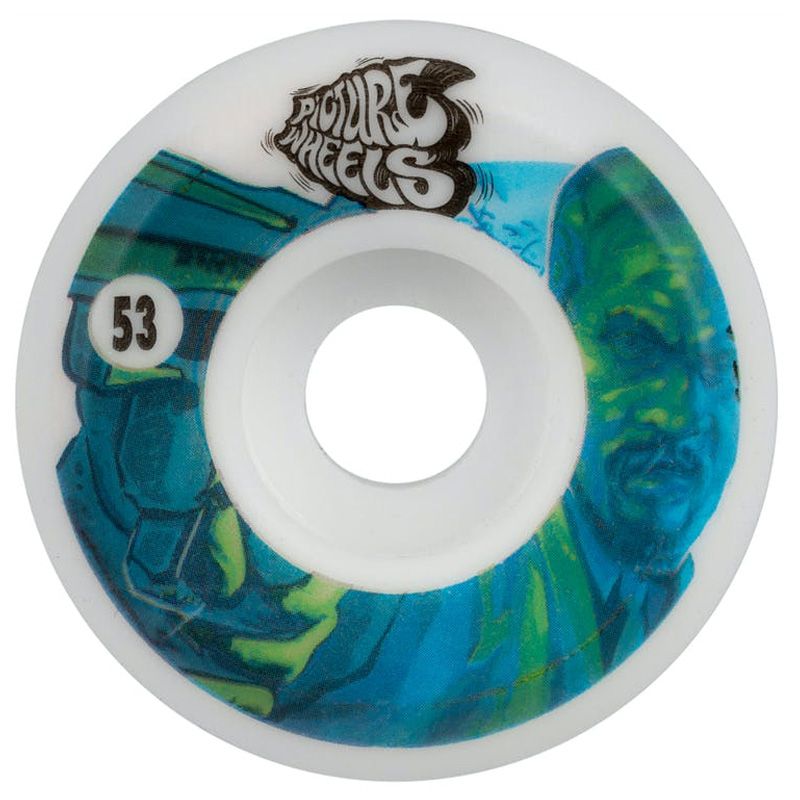 Picture Wheel Co Kung Fu Drifter Hit Man Wheels 53mm