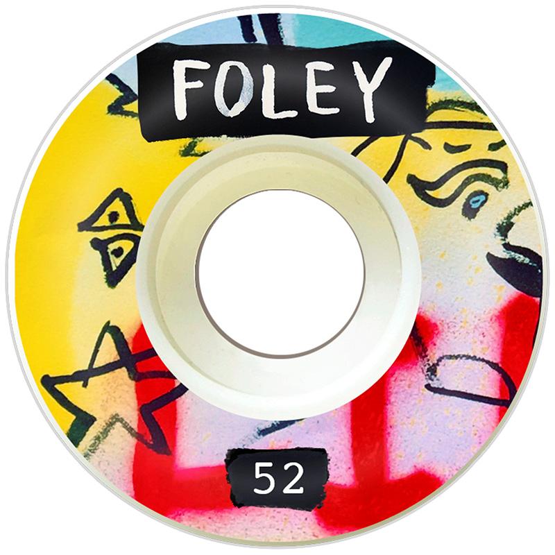 Picture Wheel Co Marty Baptist x Casey Foley Wheels 52mm