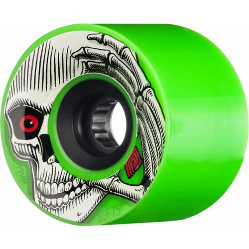 Powell Peralta Kevin Reimer Green/Black Hub Wheel 75A 72mm