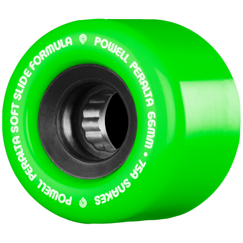 Powell Peralta Snakes 02 Wheels Green 75A 66mm