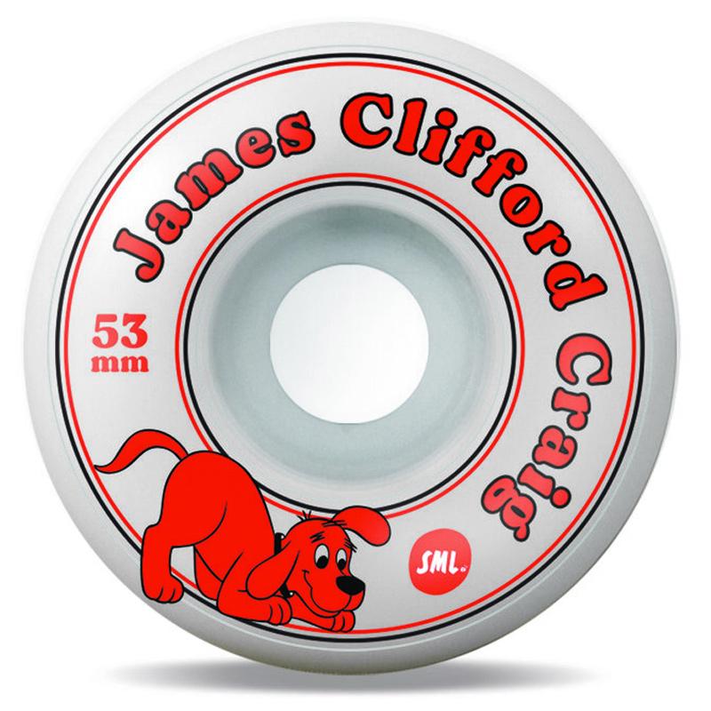 Sml. Classics James Craig Clifford OG Wide Wheels 99A 53mm