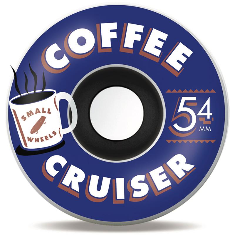 Sml. Coffee Cruiser Blue Heat Wheels 78a 54mm