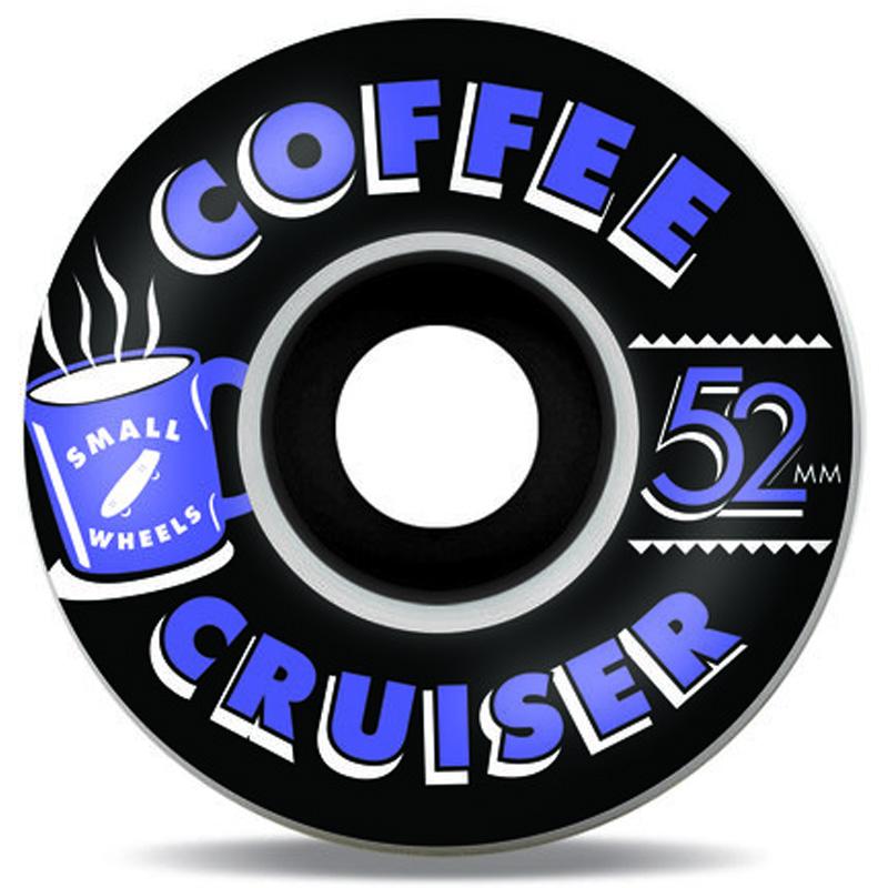 Sml. Coffee Cruiser Bruisers Wheels 78a 52mm