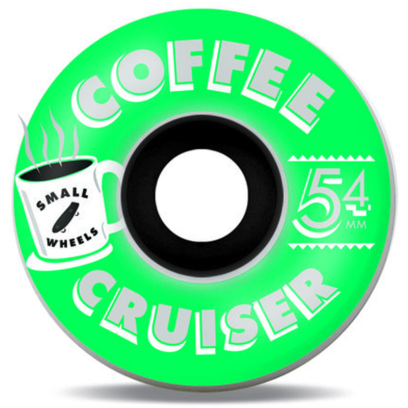 Sml. Coffee Cruiser Cringle Wheels 78a 54mm