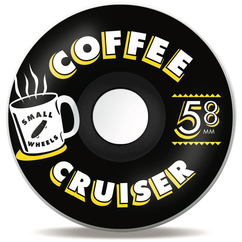 Sml. Coffee Cruiser Killer Bees Wheels 78a 58mm