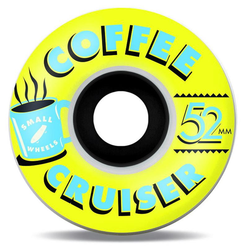 Sml. Coffee Golden Hour Cruiser Wheels 78A 52mm