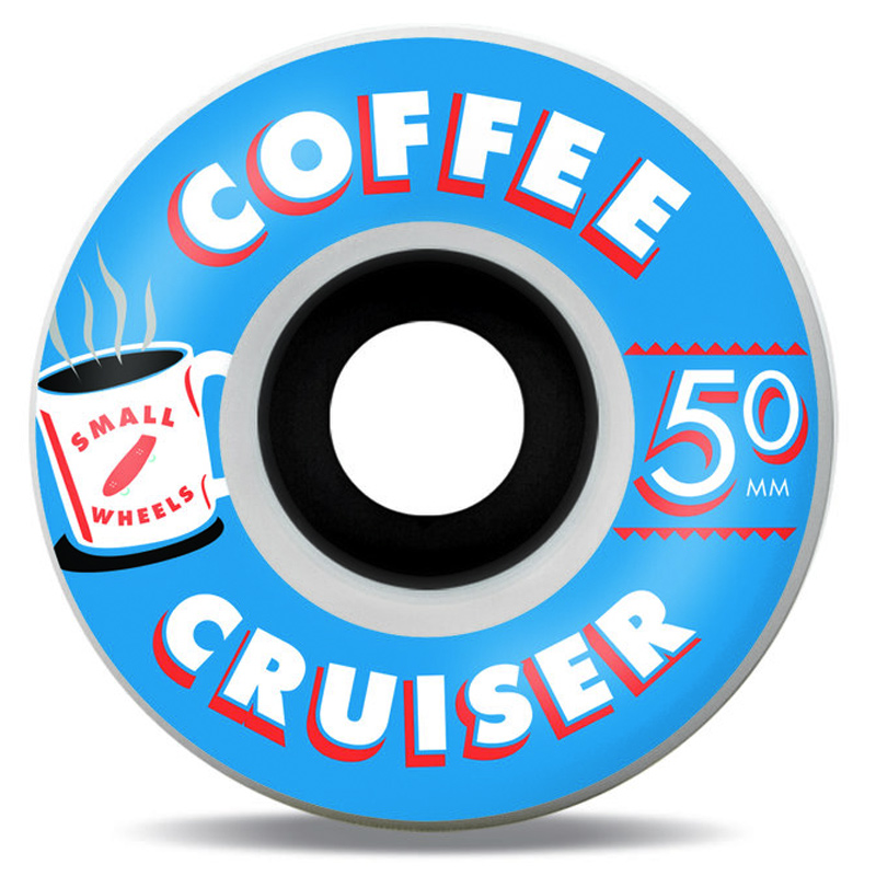 Sml. Coffee Ice Cruiser Wheels 78A 50mm