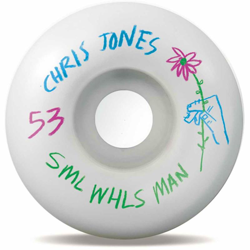 Sml. Pencil Pushers Chris Jones Wheels 99a 53mm