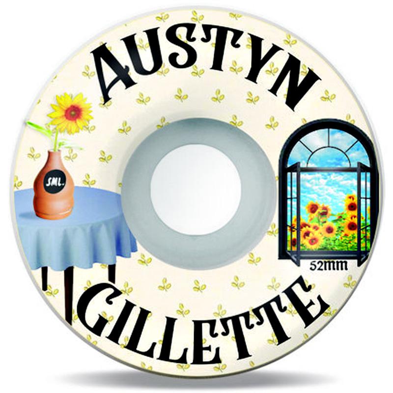 Sml. Still Life Series Austyn Gillette Wheels 99a 52mm
