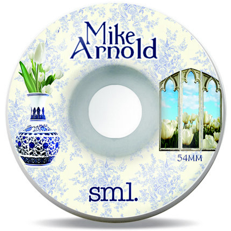 Sml. Still Life Series Mike Arnold Wheels 99a 54mm