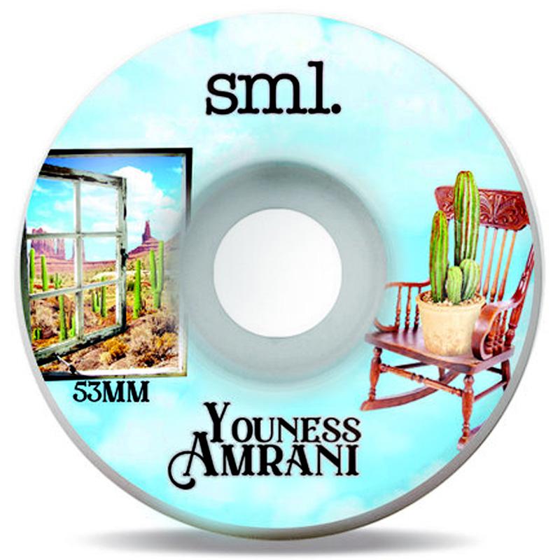 Sml. Still Life Series Youness Amrani Wheels 99a 53mm
