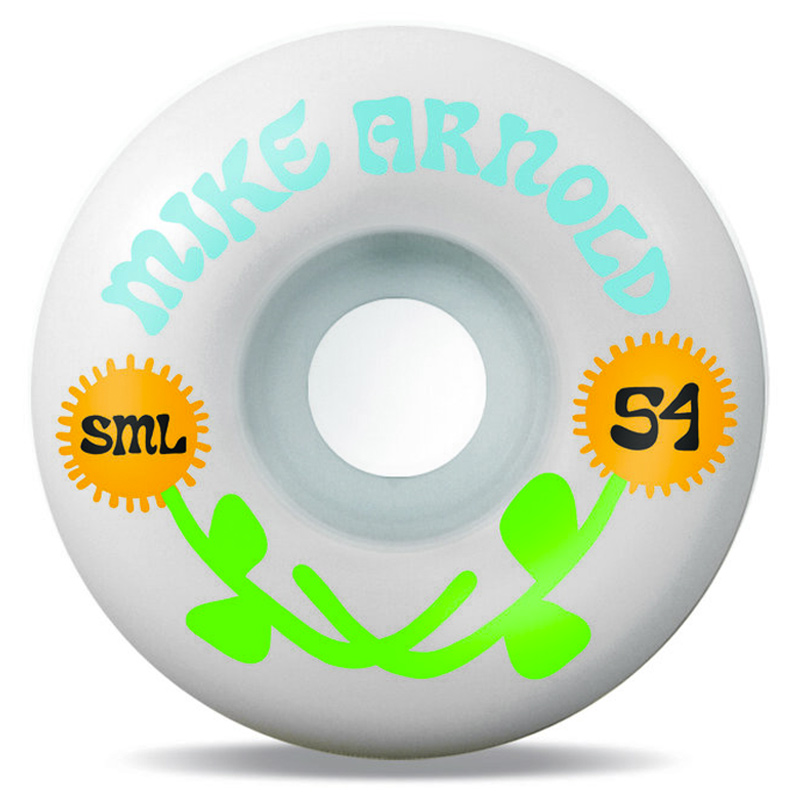 Sml. The Love Mike Arnold V-Cut Wheels 99A 54mm