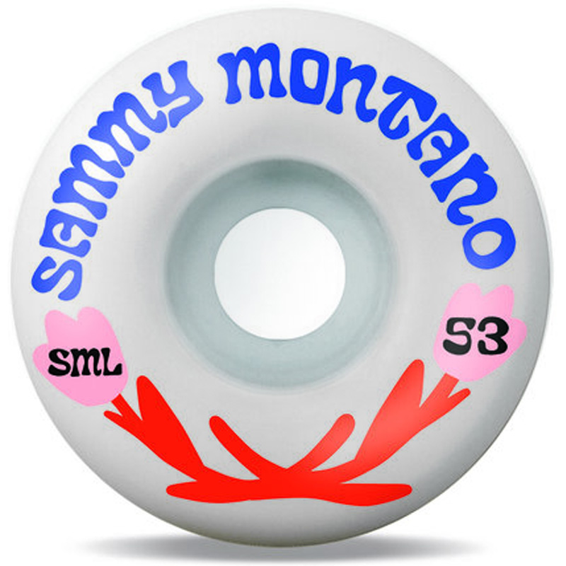 Sml. The Love Series Sammy Montano Wheels 99a 53mm