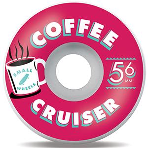 Sml. Coffee Cruiser Japanese Panties 78A Wheels 56mm