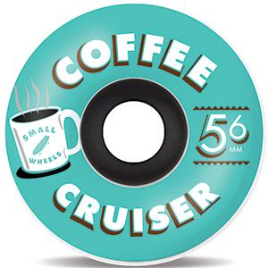 Sml. Coffee Cruiser Mint 78A Wheels 56mm