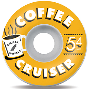 Sml. Coffee Cruiser Whisky Graphic 78A Wheels 54mm