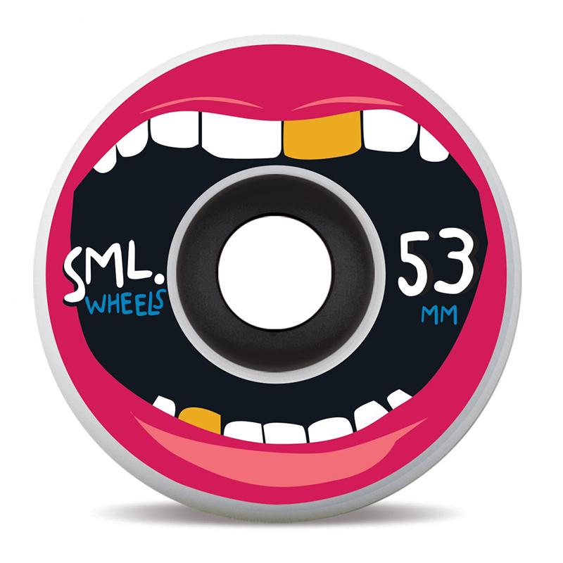 Sml. Grill Bite OG Wide  Wheel 53mm