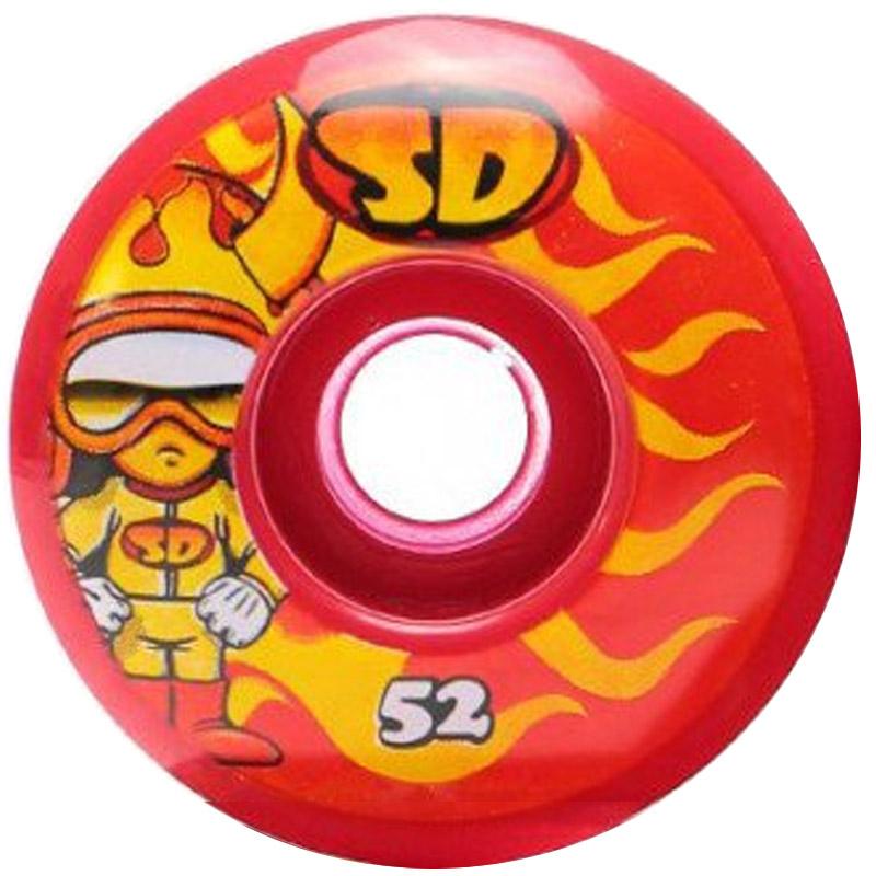 Speed Demons Hot Shot Wheels 52mm
