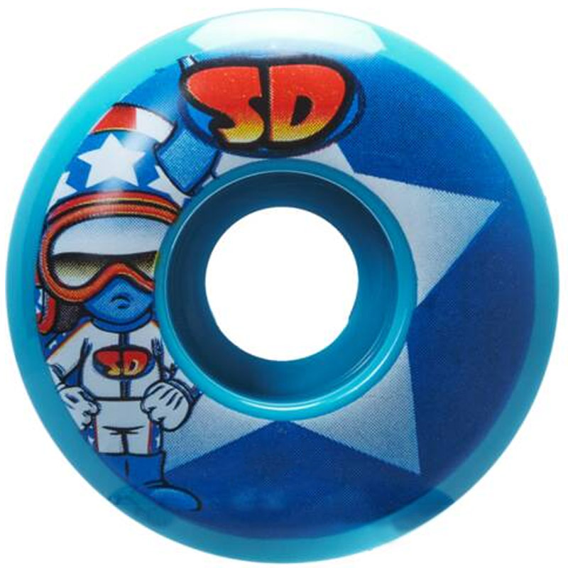 Speed Demons Stars Wheels 53mm