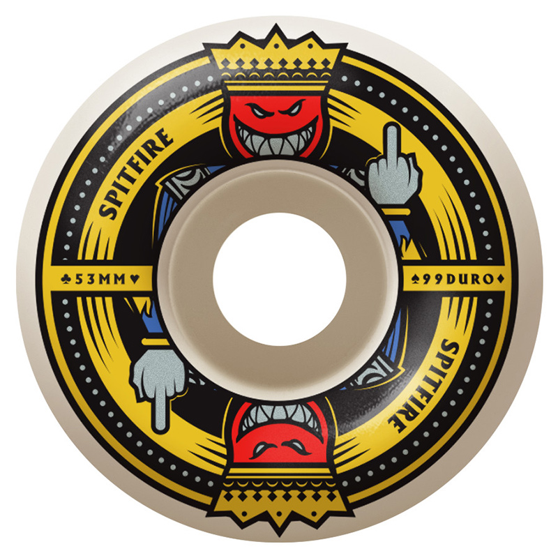 Spitfire Ante Up Wheel 99DU 53mm