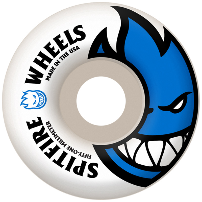 Spitfire Bighead Wheels 99D 51mm