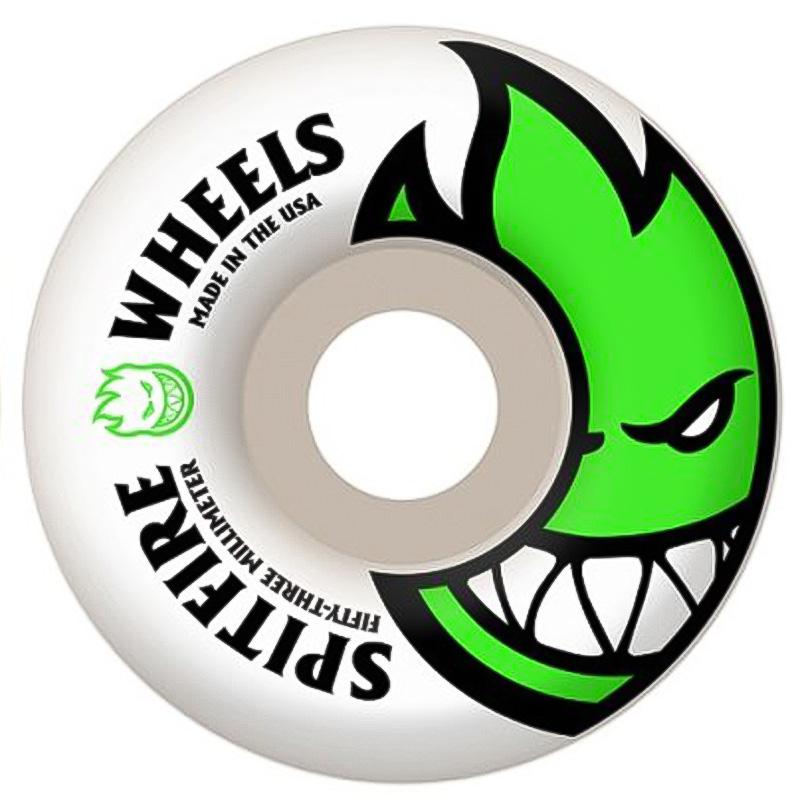 Spitfire Bighead Wheels 99D 53mm