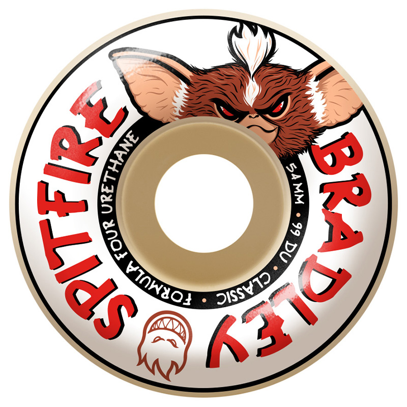 Spitfire Formula Four Bradley Before Midnight Classic Wheels 99D 52mm