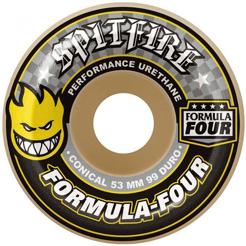 Spitfire Formula Four Conical Wheels 99D 54mm