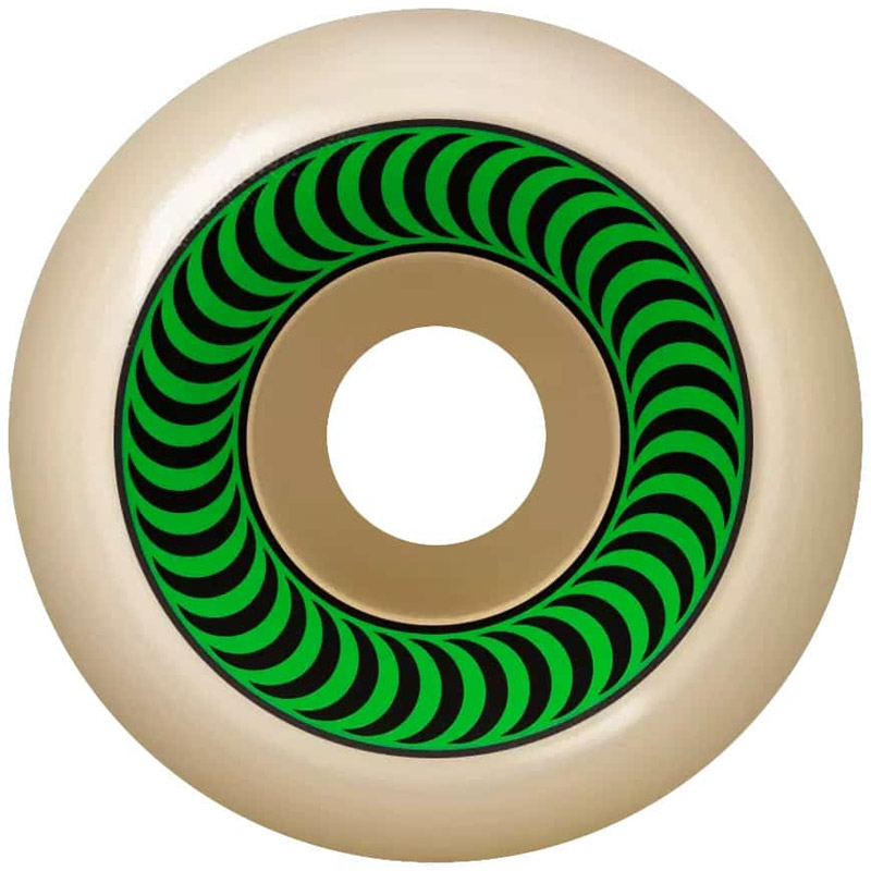 Spitfire Formula Four OG Classic Wheels Green 99D 52mm