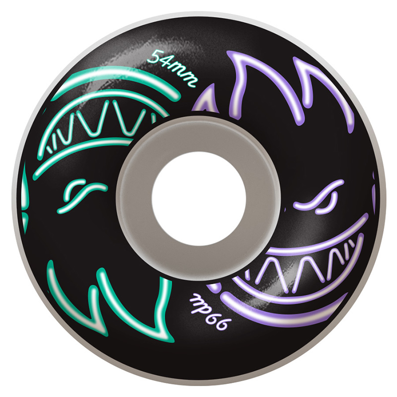 Spitfire Get Lit Neon Wheel 99DU 54mm