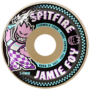 Spitfire Jamie Foy Formula Four Conical Full Wheel Natural 99D 52mm