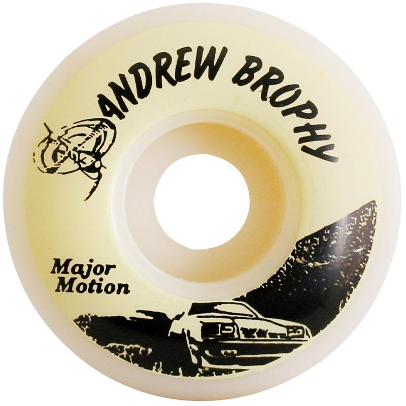 Wayward Andrew Brophy Classic Cut Q2 Wheels 101A 54mm