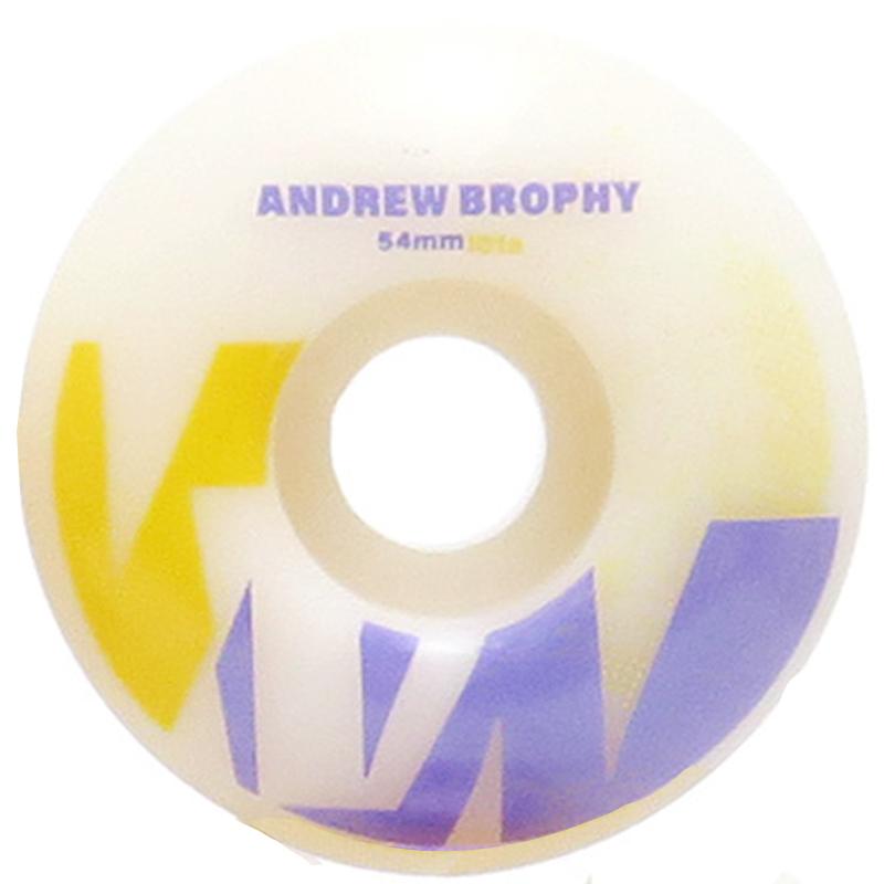 Wayward Andrew Brophy Classic Cut Wheels 101A 54mm
