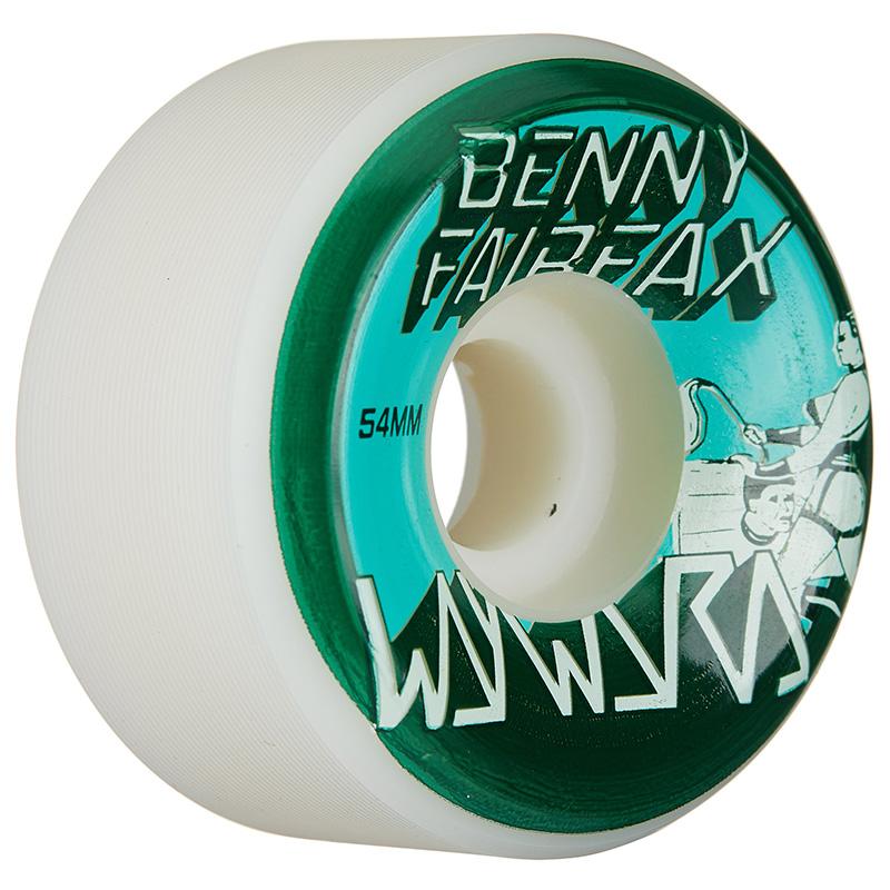 Wayward Benny Fairfax Funnel Cut Wheel 54mm