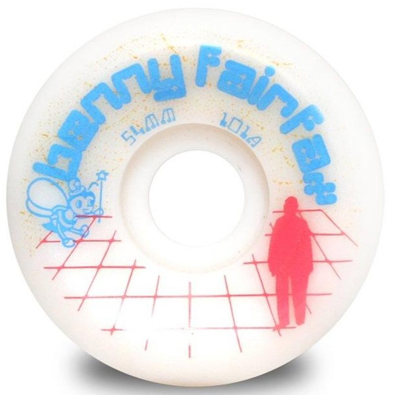 Wayward Benny Fairfax Funnel Cut Wheels 101A 54mm