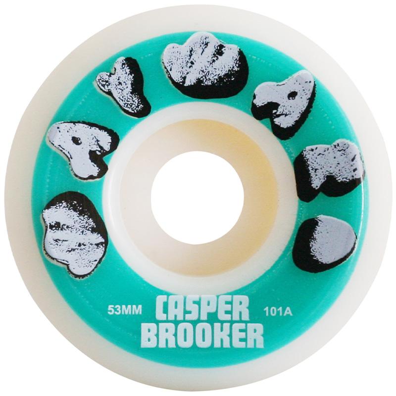 Wayward Casper Brooker Funnel Cut Q2 Wheels 101A 53mm
