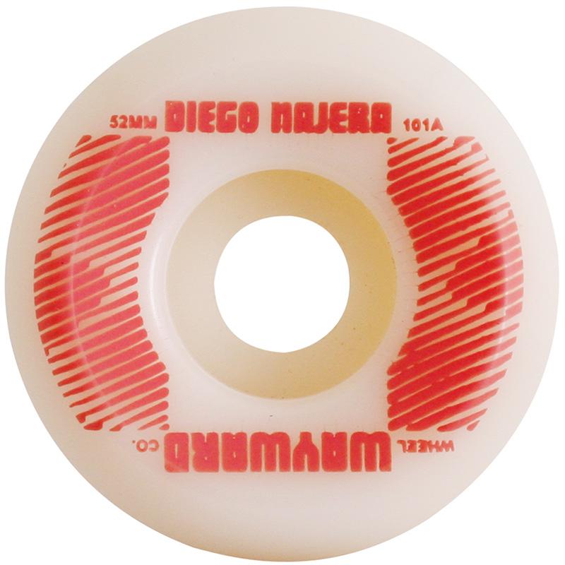 Wayward Diego Najera Funnel Cut Q2 Wheels 101A 52mm